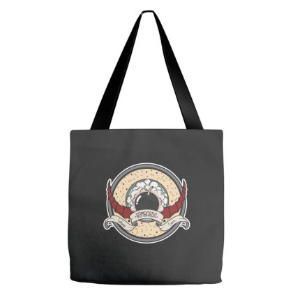 Bombarda Tote Bags Designed By Pinkyotter Art