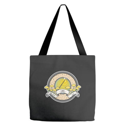Lumos Tote Bags Designed By Pinkyotter Art
