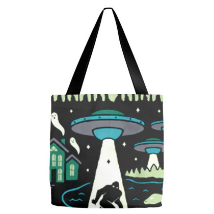 Paranormal Tote Bags Designed By Talans