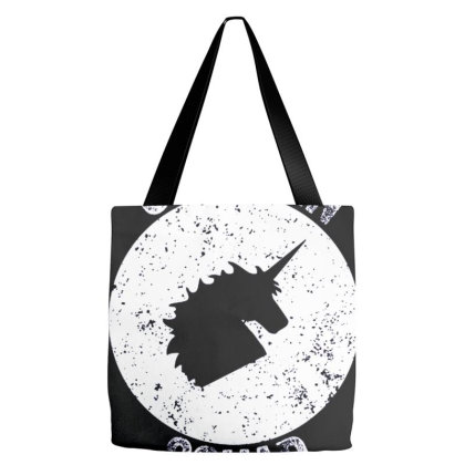 Unicorn Squad Tote Bags Designed By Talans