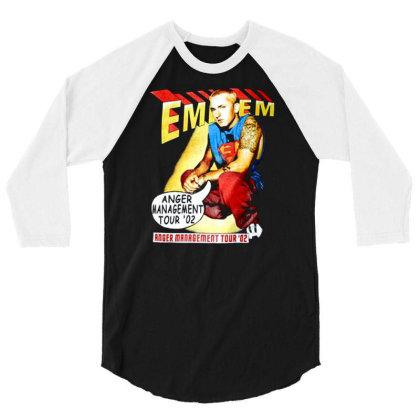 Anger Management 3/4 Sleeve Shirt Designed By Talans