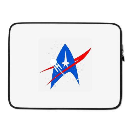 Badge Logo Laptop Sleeve Designed By Talans