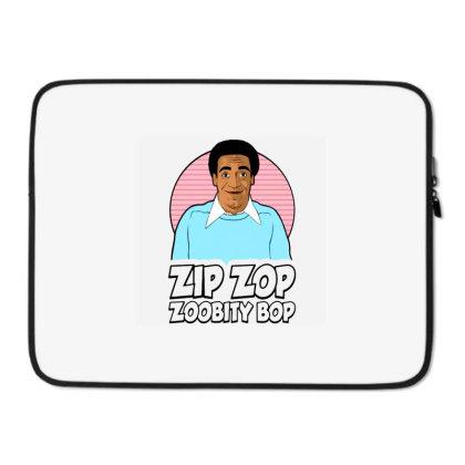 Bill Cosby Zip Zop Zoobity Bop Laptop Sleeve Designed By Talans