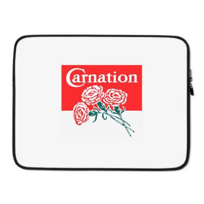Carnation Laptop Sleeve Designed By Studio Poco    Los Angeles
