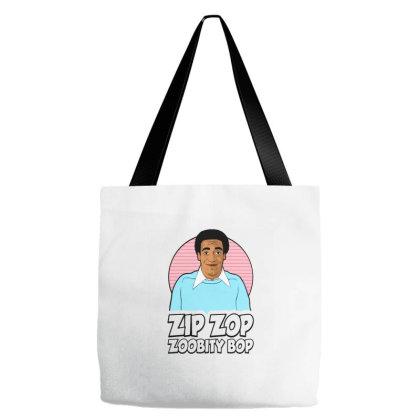 Bill Cosby Zip Zop Zoobity Bop Tote Bags Designed By Talans