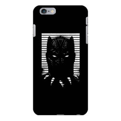 black striped profile girls iPhone 6 Plus/6s Plus Case   Artistshot