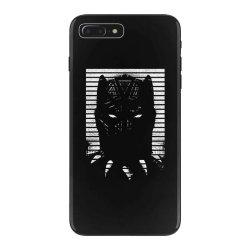 black striped profile girls iPhone 7 Plus Case   Artistshot