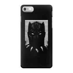 black striped profile girls iPhone 7 Case   Artistshot