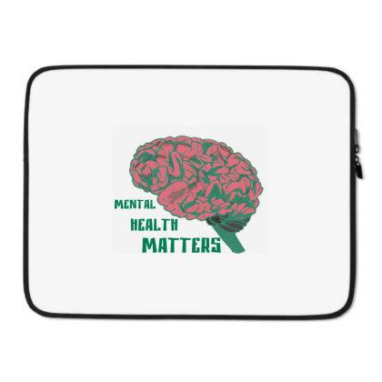 Mental Health Laptop Sleeve Designed By Mysticalbrain