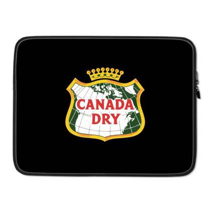 Canada Dry Laptop Sleeve Designed By Studio Poco    Los Angeles