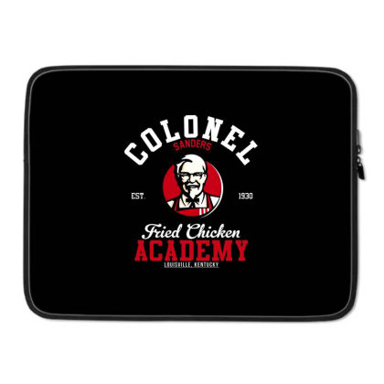 Colonel Sanders Fried Chicken Academy Laptop Sleeve Designed By Talans