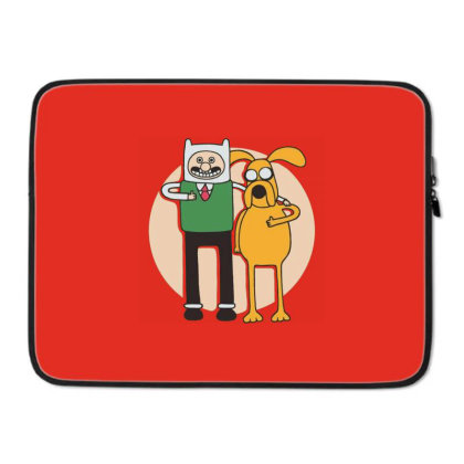 A Grand Adventure Laptop Sleeve Designed By Connie