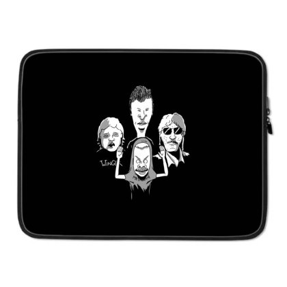 Butthemian Crapsody Laptop Sleeve Designed By Talans