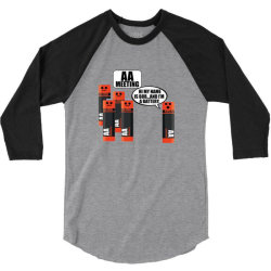 aa meeting premium 3/4 Sleeve Shirt | Artistshot