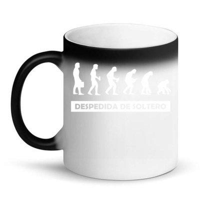 Bachelor Party Evolution Funny Magic Mug Designed By Ramateeshirt