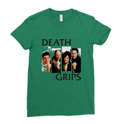 Death Grips Best Of Ladies Fitted T-shirt Designed By Bogaya