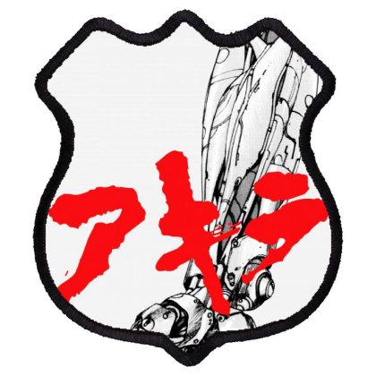 Akira Arm Shield Patch Designed By Paísdelasmáquinas
