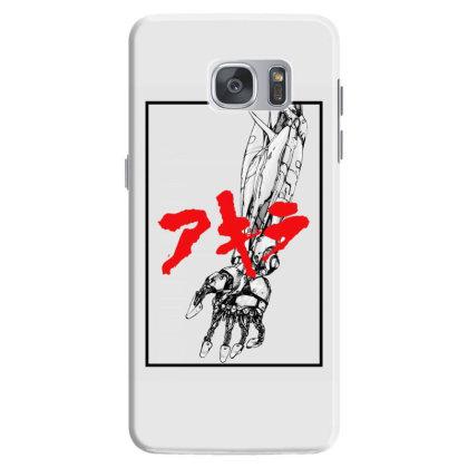 Akira Arm Samsung Galaxy S7 Case Designed By Paísdelasmáquinas