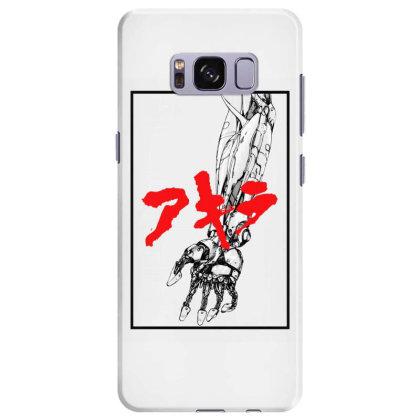 Akira Arm Samsung Galaxy S8 Plus Case Designed By Paísdelasmáquinas
