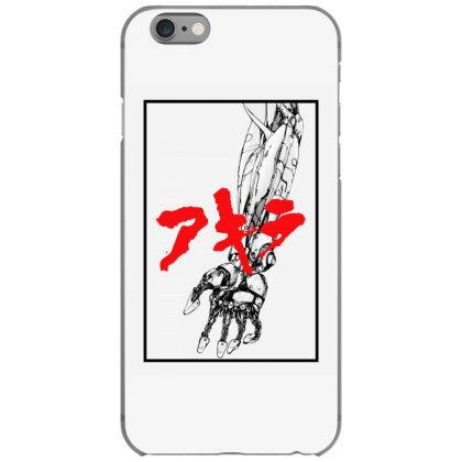 Akira Arm Iphone 6/6s Case Designed By Paísdelasmáquinas