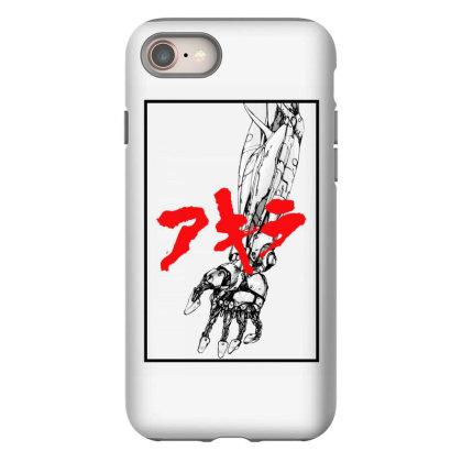 Akira Arm Iphone 8 Case Designed By Paísdelasmáquinas
