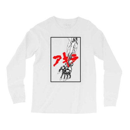 Akira Arm Long Sleeve Shirts Designed By Paísdelasmáquinas