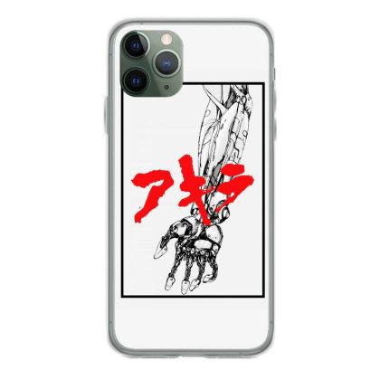 Akira Arm Iphone 11 Pro Case Designed By Paísdelasmáquinas