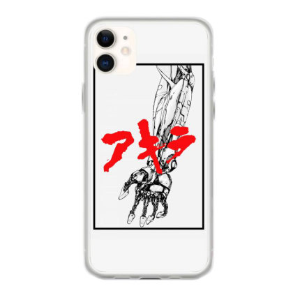 Akira Arm Iphone 11 Case Designed By Paísdelasmáquinas