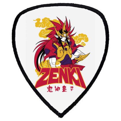 Zenki Shield S Patch Designed By Paísdelasmáquinas