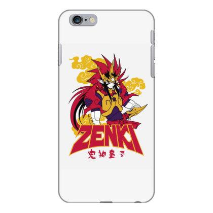 Zenki Iphone 6 Plus/6s Plus Case Designed By Paísdelasmáquinas
