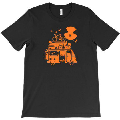 Funny Family Vaction T-shirt Designed By H3lm1
