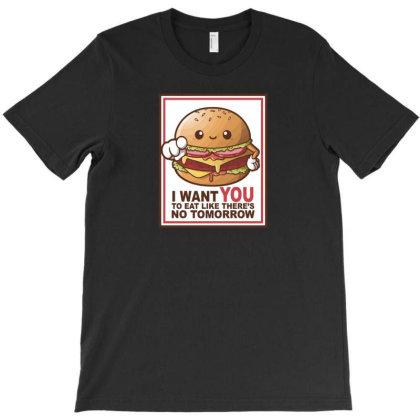 Hamburger Sam T-shirt Designed By H3lm1