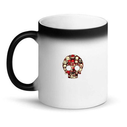 Bloody Lil Horrors Magic Mug Designed By Gracer