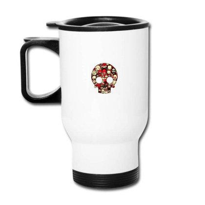 Bloody Lil Horrors Travel Mug Designed By Gracer