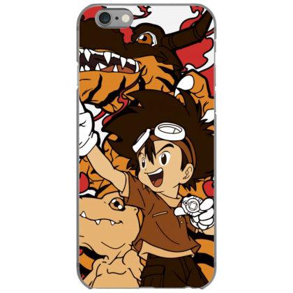 Digimon Agumon Iphone 6/6s Case Designed By Paísdelasmáquinas