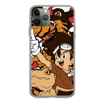 Digimon Agumon Iphone 11 Pro Case Designed By Paísdelasmáquinas