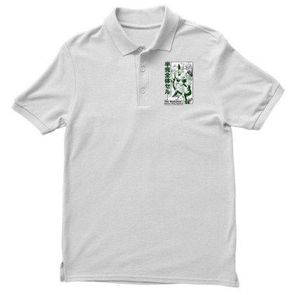 Cell Form2 Men's Polo Shirt Designed By Paísdelasmáquinas