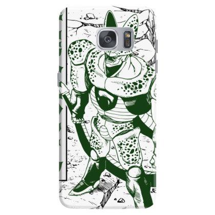 Cell Form2 Samsung Galaxy S7 Case Designed By Paísdelasmáquinas