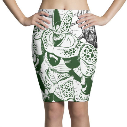 Cell Form2 Pencil Skirts Designed By Paísdelasmáquinas