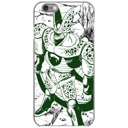 Cell Form2 Iphone 6/6s Case Designed By Paísdelasmáquinas