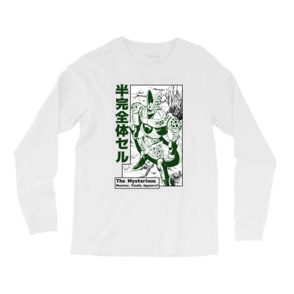 Cell Form2 Long Sleeve Shirts Designed By Paísdelasmáquinas
