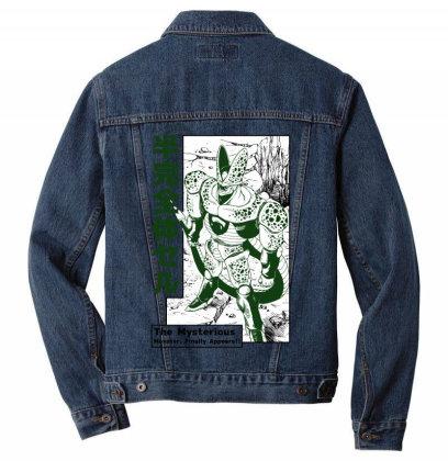 Cell Form2 Men Denim Jacket Designed By Paísdelasmáquinas