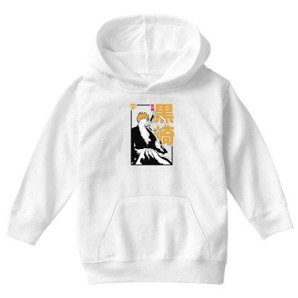 Bleach Ichigo Youth Hoodie Designed By Paísdelasmáquinas