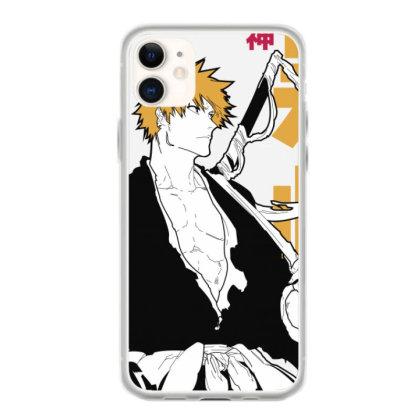 Bleach Ichigo Iphone 11 Case Designed By Paísdelasmáquinas
