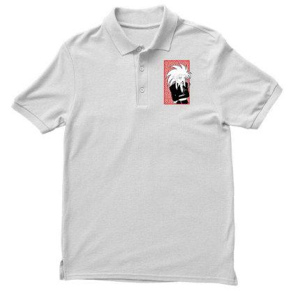 Ryoko Tenchi Men's Polo Shirt Designed By Paísdelasmáquinas