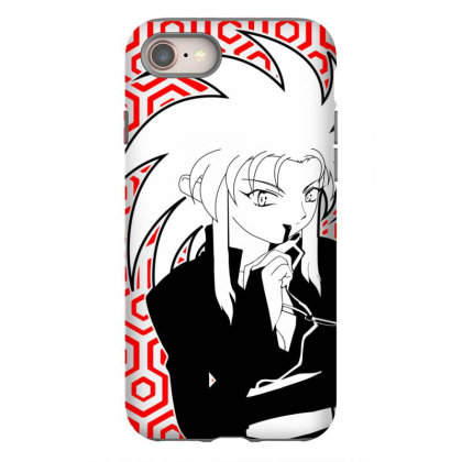 Ryoko Tenchi Iphone 8 Case Designed By Paísdelasmáquinas