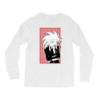 Ryoko Tenchi Long Sleeve Shirts Designed By Paísdelasmáquinas