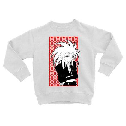 Ryoko Tenchi Toddler Sweatshirt Designed By Paísdelasmáquinas