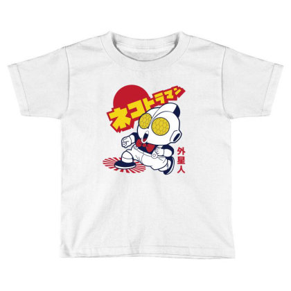 Nekotoroman Dr Slump Toddler T-shirt Designed By Paísdelasmáquinas