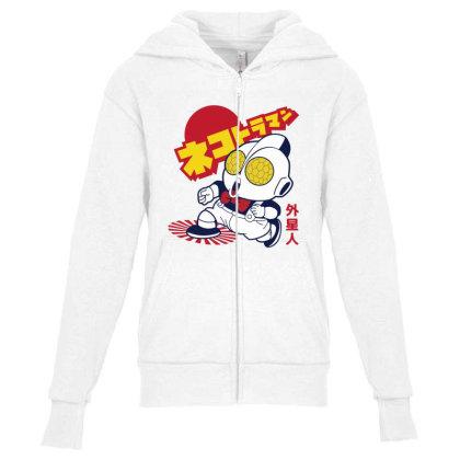 Nekotoroman Dr Slump Youth Zipper Hoodie Designed By Paísdelasmáquinas